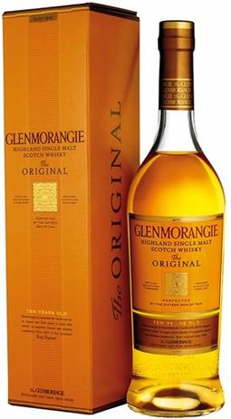 Glenmorangie Scotch Single Malt 10 Year